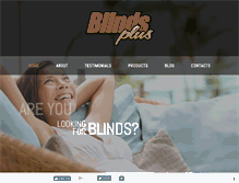 Tablet Preview of blindsplus.ca